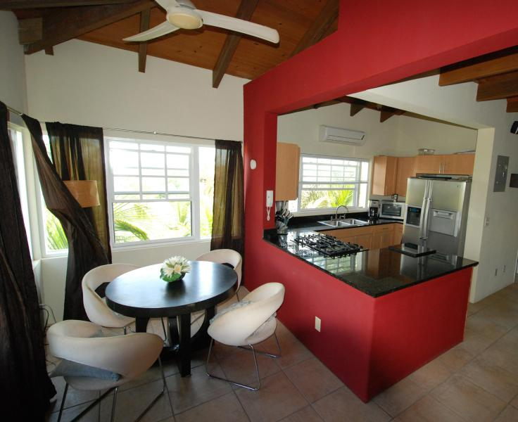Dining/Kitchen area - Best Location on Grace Bay, Tropical Paradise - Providenciales - rentals