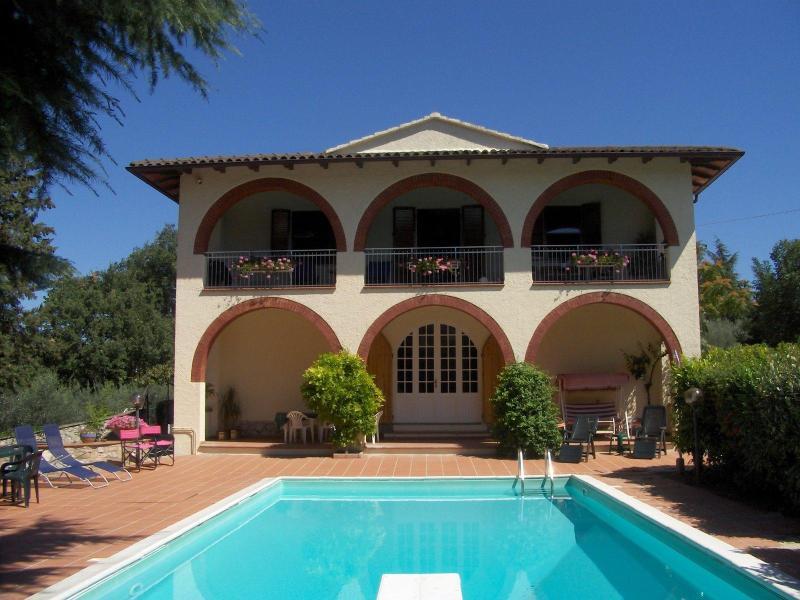 Pool - Il Querceto apartments Perugia - Perugia - rentals