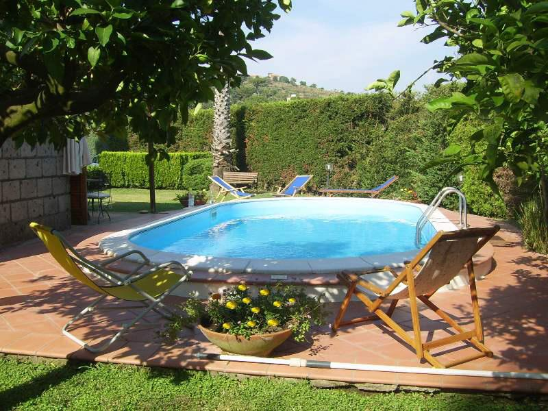 Villa Veria with private Swimming Pool - Image 1 - Massa Lubrense - rentals
