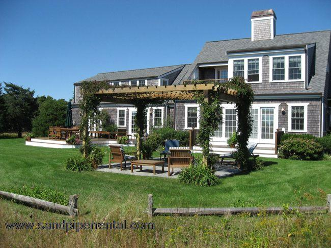 #7134 Pristine Katama property with private harbor access - Image 1 - Edgartown - rentals