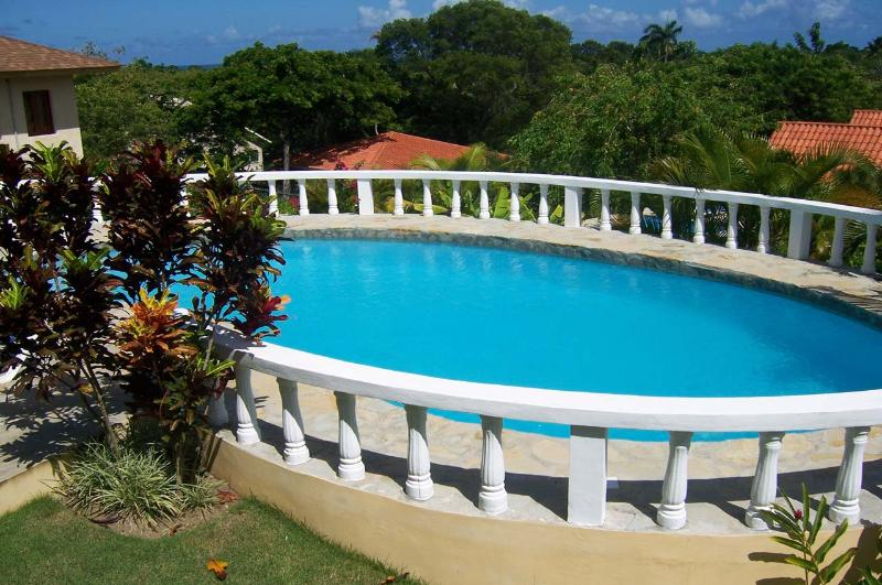 Highly elevated with view of area!(49) - Image 1 - Sosua - rentals