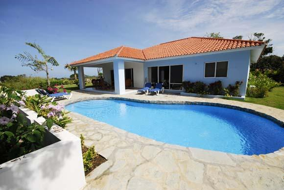4 BDR Villa in CASA LINDA - Image 1 - Sosua - rentals