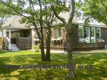 #7122 What a great beach house! - Image 1 - Edgartown - rentals