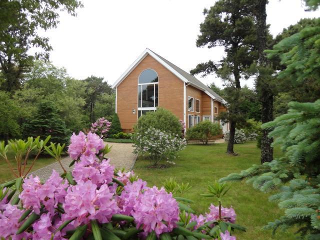 #7125 Located on cul-de-sac in a private quiet neighborhood - Image 1 - Edgartown - rentals