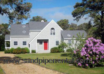 #7130 Plenty of space and association Tennis access - Image 1 - Edgartown - rentals
