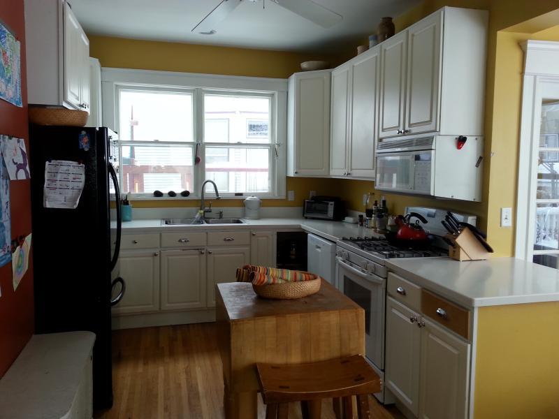 Kitchen Ist Floor - Uptown Triplex Flexible Space Sleeps 4-12 - Minneapolis - rentals