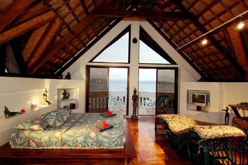 Master Bedroom - Grand Villa Espada - Boracay - rentals