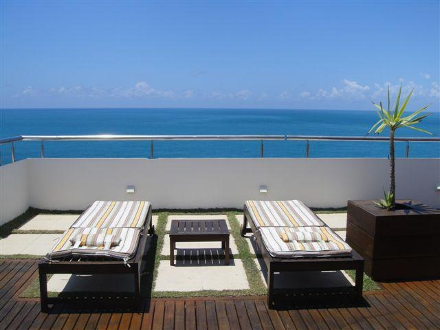 What a view - Amazing Seaview, Penthouse in Barra, Salvador BA - Salvador - rentals