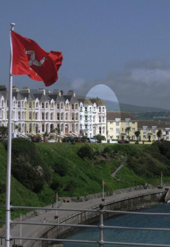 Endfield House on The Promenade - Endfield House - beautiful seaside apartment! - Isle of Man - rentals