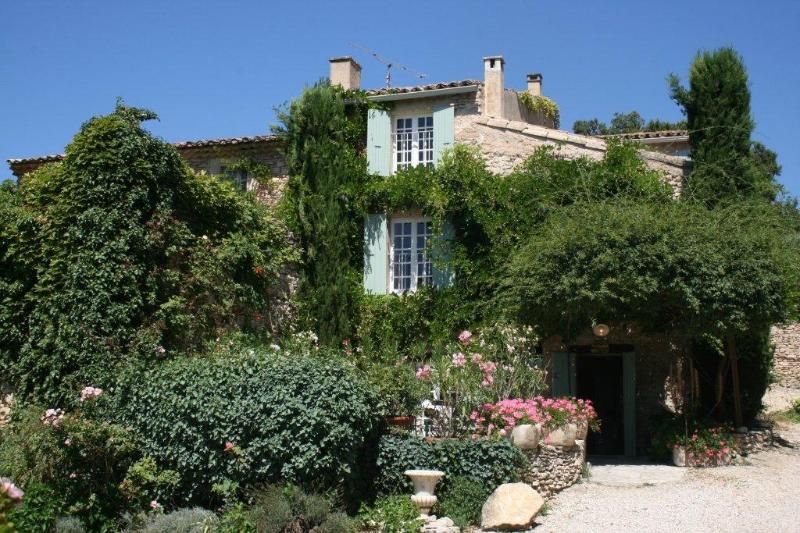 L'Etoile - An 18th Century Country House - Great Views of the Luberon Valley! - Charming Country Home - Beautiful View of Luberon! - Luberon - rentals