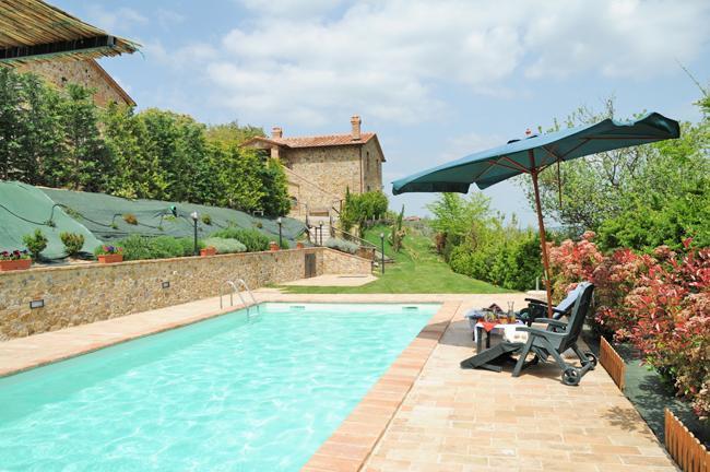 Casa Baiocco //  SEASON 2016 LAST AVAILABLE WEEKS! - Image 1 - Chiusi - rentals