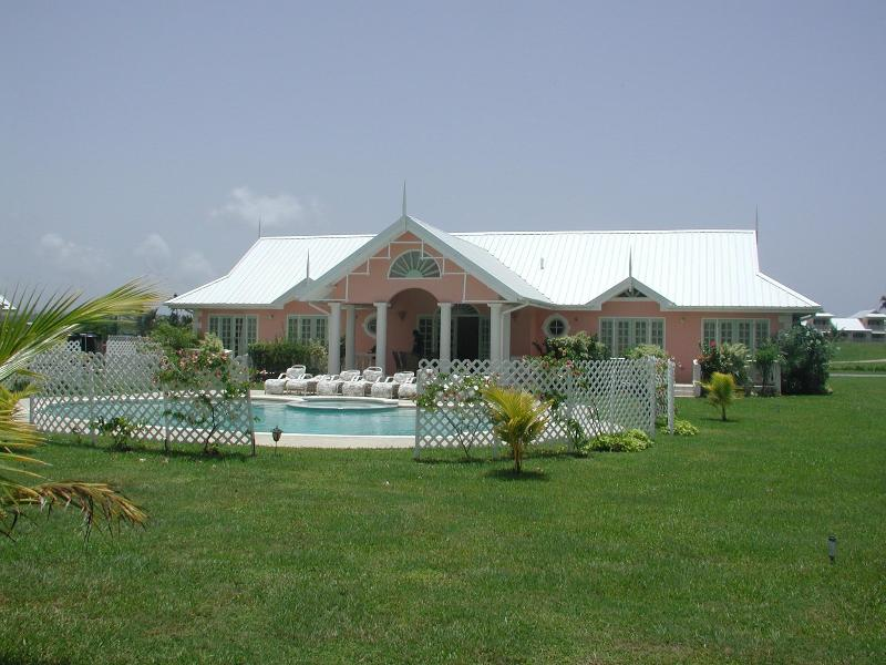 GARDENS - Luxurious Colonial Style  Golf Resort Villa - Tobago - rentals