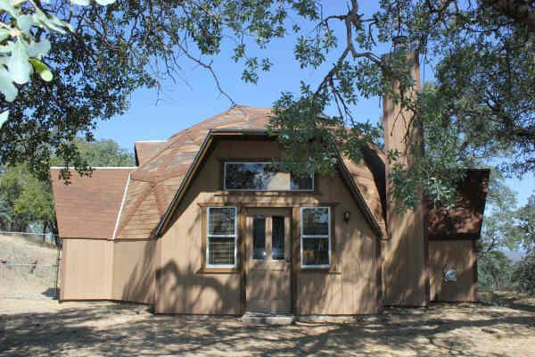 The Yosemite Dome Home - Yosemite Dome Home - Secluded, peaceful & scenic! - Yosemite National Park - rentals