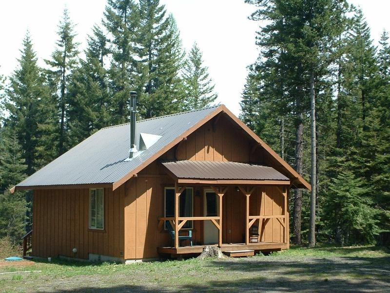 Cabin in the woods, 90 minutes from Seattle - Cabin Retreat in the Teanaway Forest - Cle Elum - Cle Elum - rentals