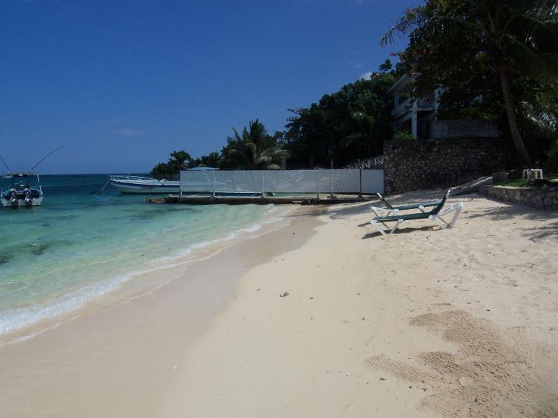 Eden Sands Beachfront Villa - Image 1 - Ocho Rios - rentals