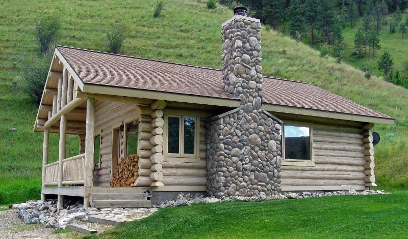 Willow Cabin at Rye Creek Lodge - Image 1 - Darby - rentals
