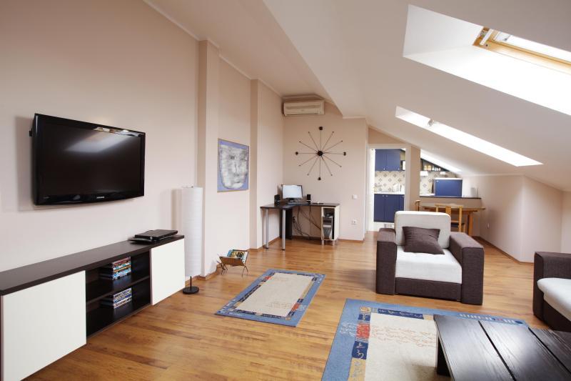 Living Area - Belgrade Apartment - Supreme Location - Top Design - Belgrade - rentals