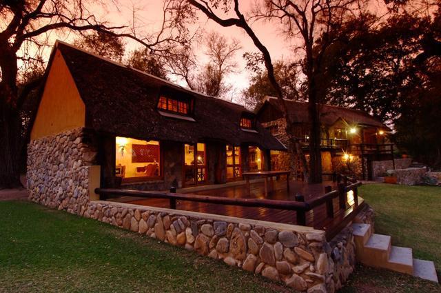 Shawu at dusk - Indlovu River Lodge, Shawu Chalet - Hoedspruit - rentals