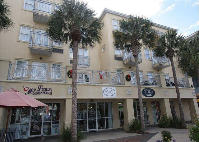 Soul Patch at Inn at Gulf Place -Beautiful Studio Style with a Small Kitchen! - Image 1 - Santa Rosa Beach - rentals
