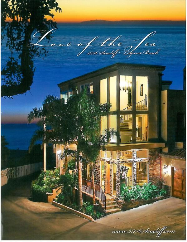 Secret Cove's Ocean Front Estate - Secret Cove's Ocean Front Estate - Laguna Beach - rentals