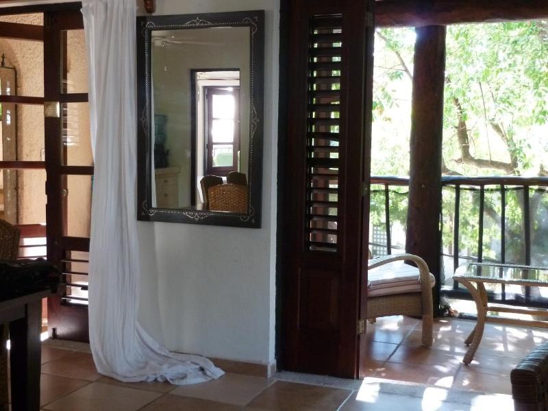 Living room - Casita Coba: Romantic Playa Del carmen, Mexico - Playa del Carmen - rentals