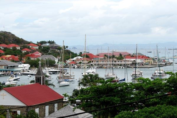 Villa located in the prestigious Colony Club with a harbor view WV JPV - Image 1 - Gustavia - rentals