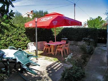 courtyard (house and surroundings) - 4407 A1(7+1) - Nin - Nin - rentals