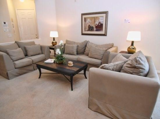 Family Room - TH3P659BD 3BR Villa Inspired by Panoramic View - Davenport - rentals