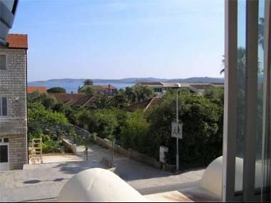 A4(2+1): view - 4568 A4(2+1) - Orebic - Orebic - rentals