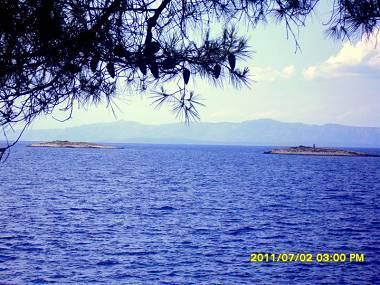 H(4+2): sea view - 4571 H(4+2) - Cove Naplovac (Prigradica) - Blato - rentals