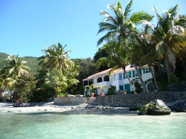 House from the Water - Cane Garden Bay Beach House Tortola BVI - Tortola - rentals