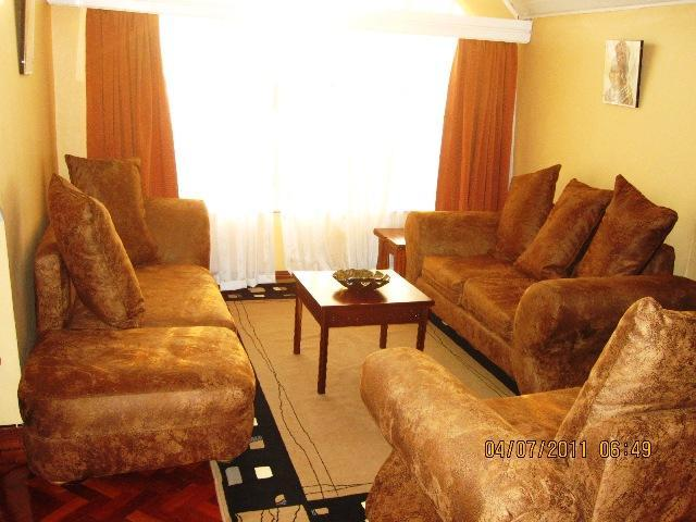 Living Room - THE JUNCTION MALL APARTMENT NO 2 - Nairobi - rentals