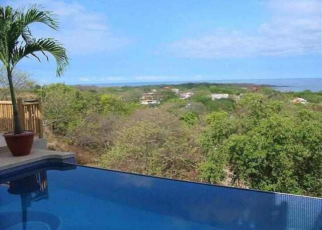 Pool View - Fabulous ocean views and sunsets await you at Casa Olas Grandes - Tamarindo - rentals