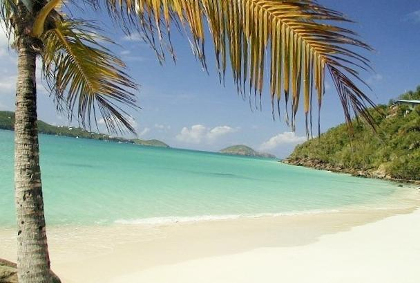 Little Megan's Beach - Luxury 2Bed/2Bath On Pocket Beach/Private Deck - Saint Thomas - rentals