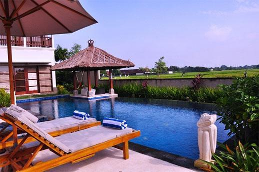 The poolview at AyoKa - Ocean view villa, Kedungu, Canggu outskirt - Tabanan - rentals