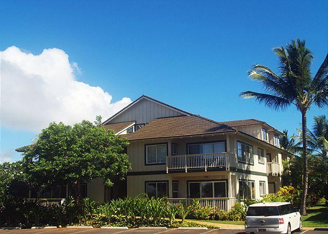 Regency 811: Luxury air-conditioned 2br/2ba, pool, walk to Poipu beaches. - Image 1 - Poipu - rentals