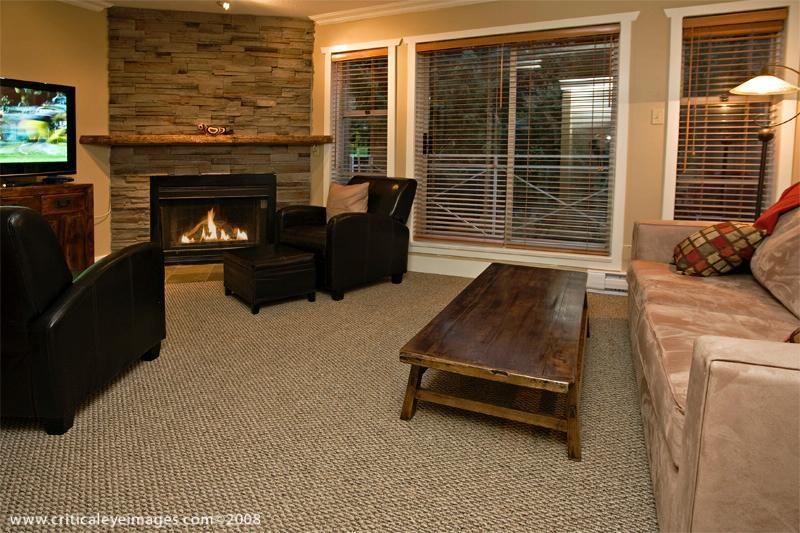 Relax and enjoy the game on the 42 inch plasma television while the fire crackles in the background. Or play games against your friends on the Wii gaming system. - C & C Whistler Retreat - Whistler - rentals