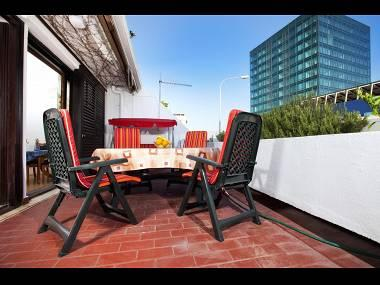 A1(2+2): terrace - 4578 A1(2+2) - Split - Split - rentals