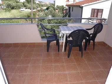 A2-1(4+1): covered terrace - 4580 A2-1(4+1) - Sveti Petar - Sveti Petar - rentals