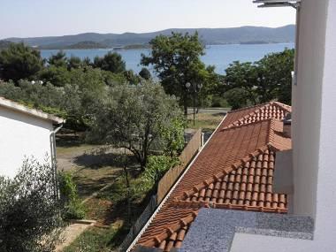 SA5(3+1): terrace view - 4580 SA5(3+1) - Sveti Petar - Sveti Petar - rentals