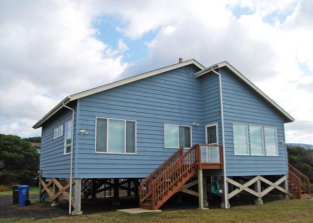Payn House--R505 Yachats Oregon ocean front vacation rental - Image 1 - Yachats - rentals