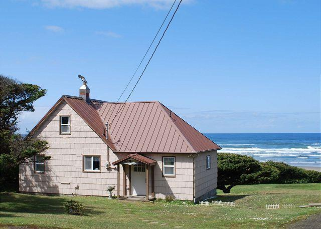 SEACREST - Seacrest--R411 Waldport Oregon Ocean front vacation rental. - Waldport - rentals