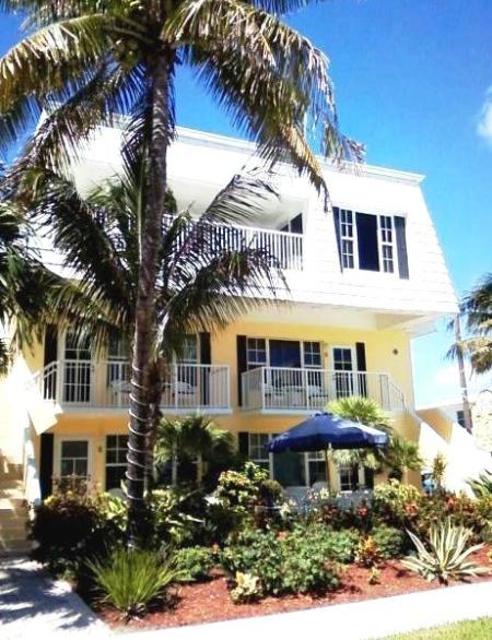 OUR BEAUTIFUL INN! - Sea Spray Inn ! The little Inn with a BIG ❤️ - Lauderdale by the Sea - rentals