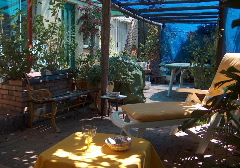 Garden - Rachel's Home from Home - Cape Town - rentals