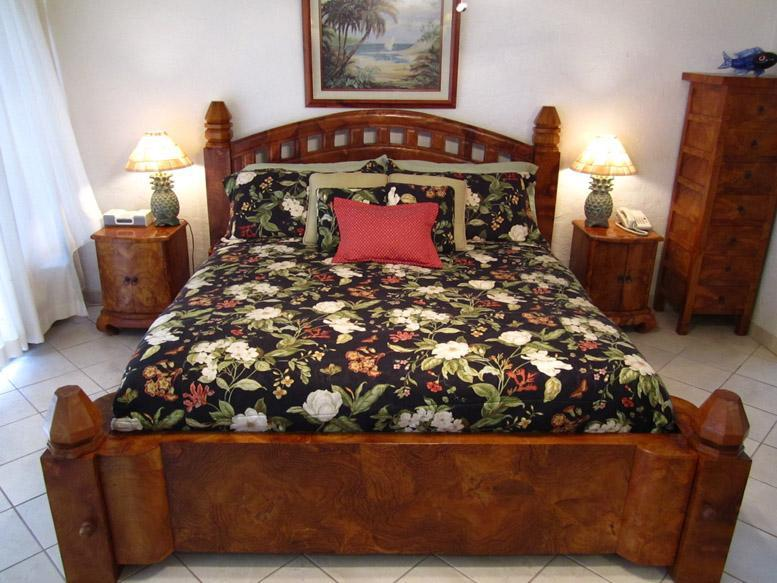 Pillowtop Bali King Bed-Many Guests Have Said It Is the Most Comfortable Bed They Have Ever Slept In - Whale Special March/April $130 Papakea Luxury Studio Bali King - Lahaina - rentals