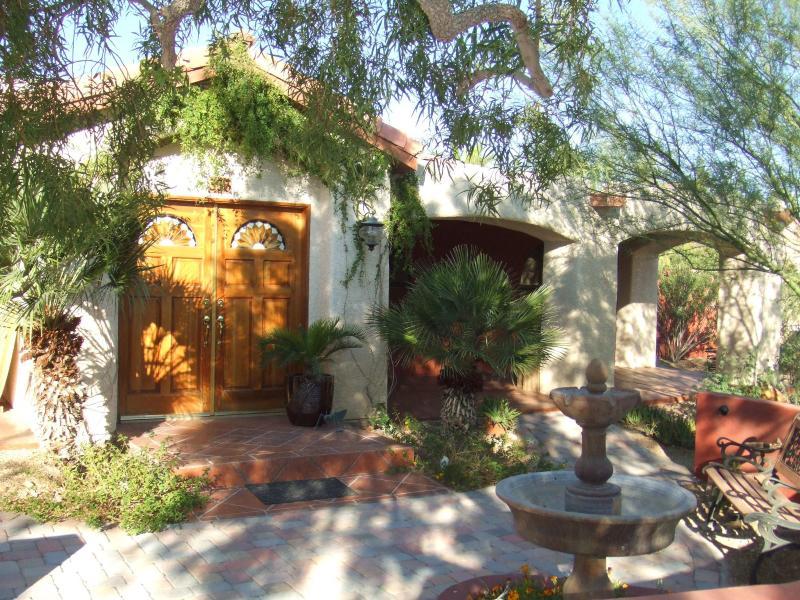 Front Entrance - Kokopelli Villa - Las Vegas - rentals