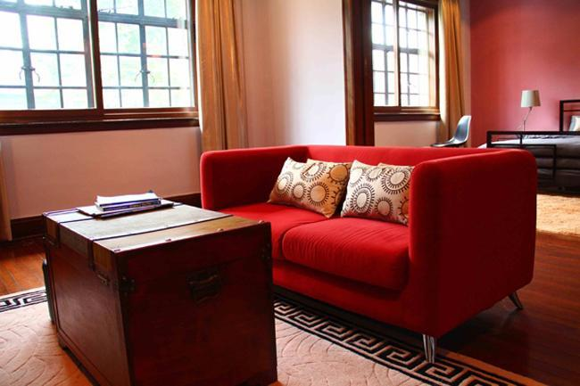The Cozy Living Room - Historical Building Nostalgic Shanghai Living - Shanghai - rentals