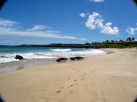 Oneloa beach on your right - Ultimate Luxury Bay Villa 2BR/ 3BA, next to beach! - Kapalua - rentals