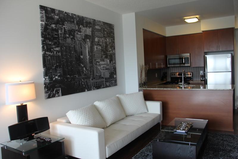 Downtown Toronto 2 Bedroom Condo - Image 1 - Toronto - rentals