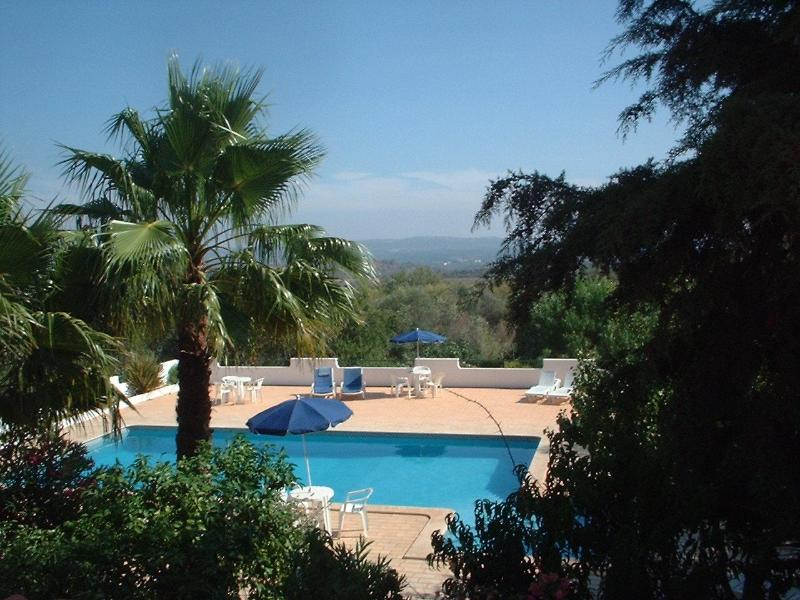 Southerly view from Villa Feliz - Villa Feliz One Bedroom Apartment 1A - Algarve - rentals